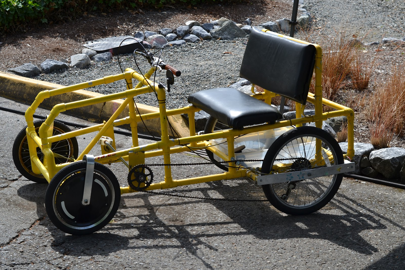 Diy Pedal Car : Eastside s sustainable solutions july