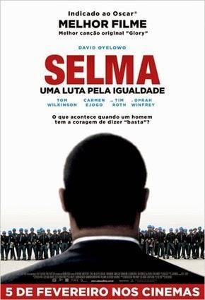 Selma: Uma Luta Pela Igualdade – Dublado (2014)