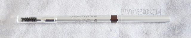 I also got to review Billion Dollar Brows' Best Sellers Kit, a $42 4-piece kit with products that are valued at $68. Inside this kit was Billion Dollar Brows' universal brow pencil, brow duo pencil, brow gel, and smudge brush.