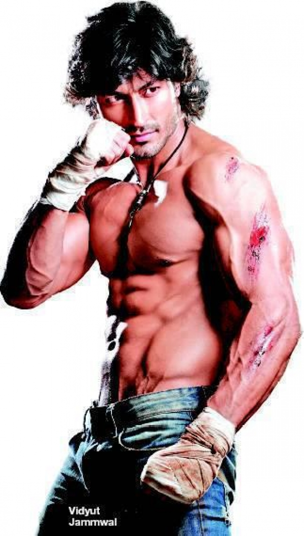 Vidyut Jamwal Workout Plan