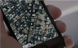 Mapas Apple Foursquare
