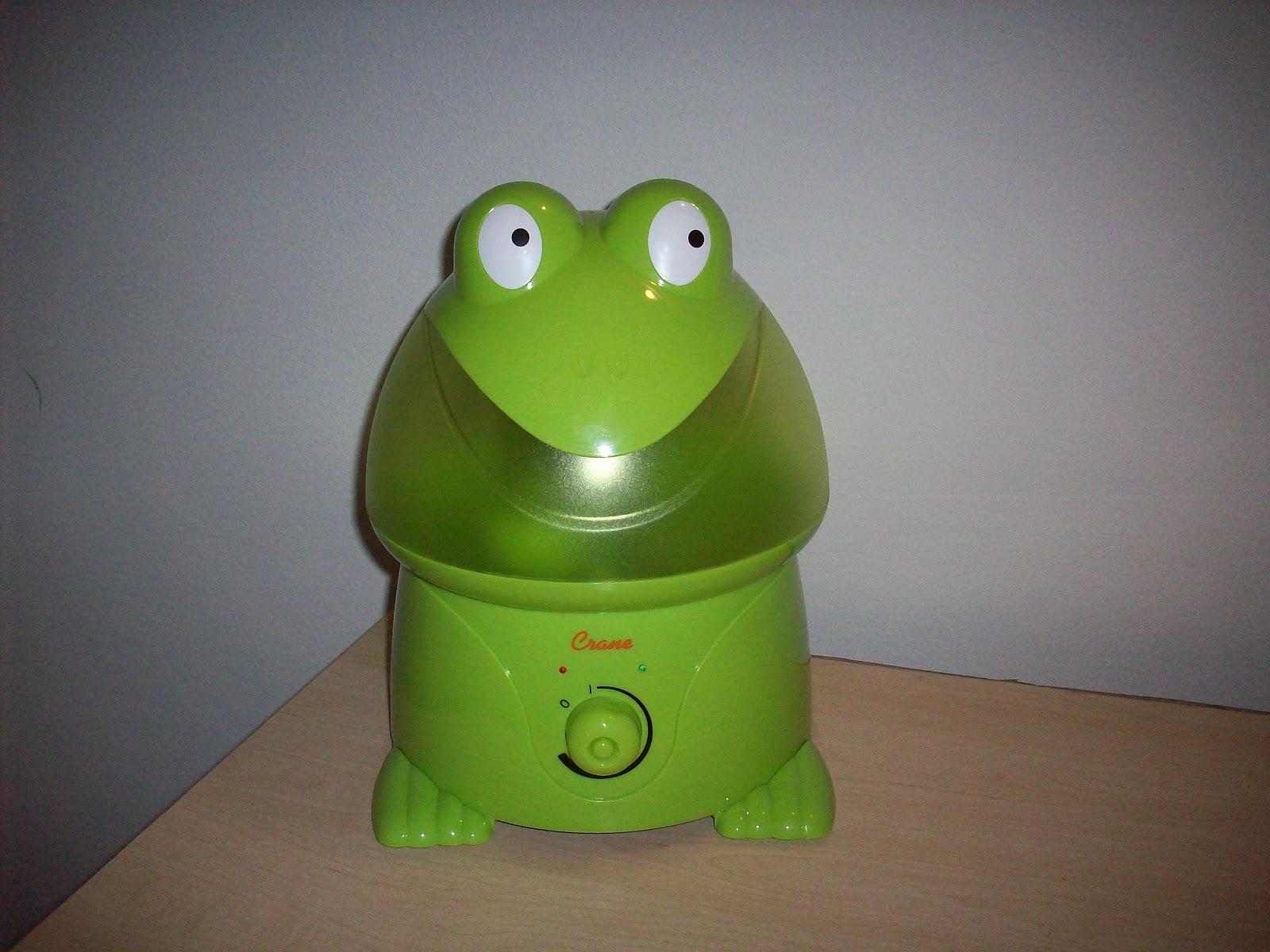 Kerrific Online: Crane Frog Humidifier Review #496717
