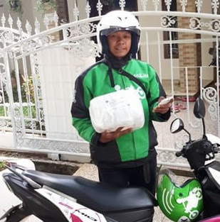 gojek shopping