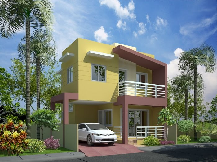 Semple indian bulding frent elevation joy studio design for Simple home elevation design