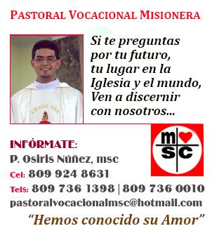 Pastoral Vocacional Misionera
