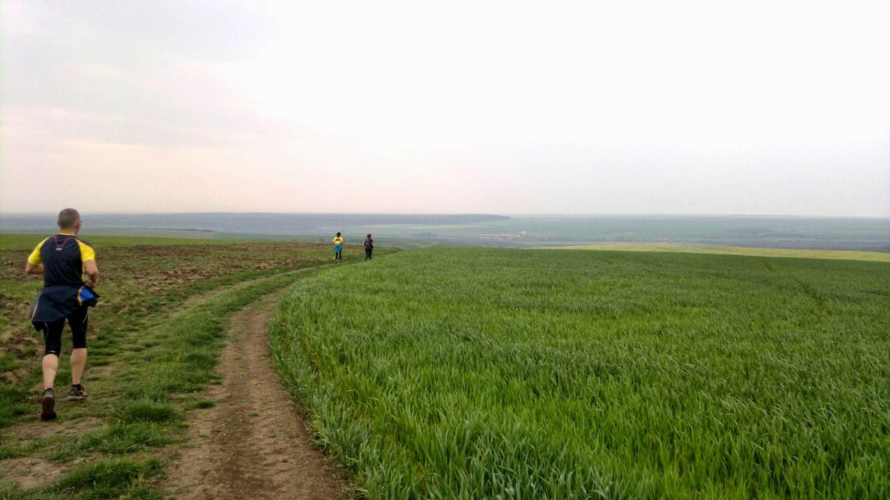 Bencecu de Jos. O altă alergare plăcută prin natură