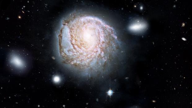 ¿Quien mata las galaxias?