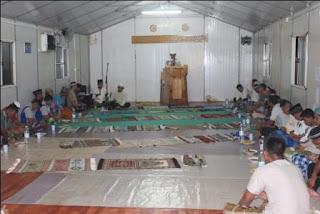 Prajurit TNI di Afrika Peringati Maulid Nabi Muhammad SAW