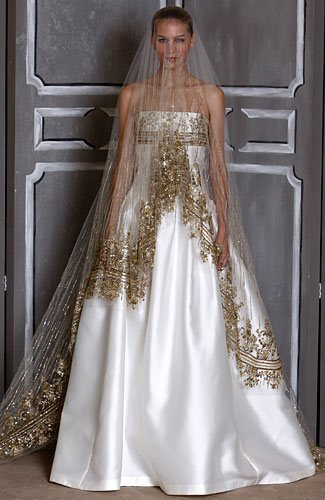 Designer Brautkleider Blog: Carolina Herrera Brautkleider 2012 ...