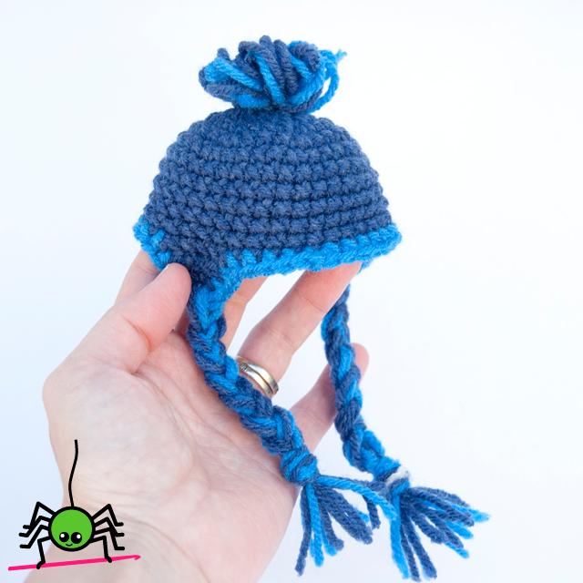 The Itsy Bitsy Spider Crochet Free Patterns