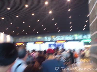 Taiwan Taoyuan International Airport Terminal 1 Immigration