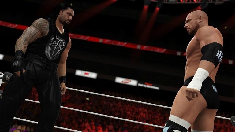 تحميل لعبة المصارعة WWE 2K17 للكمبيوتر مجانا WWE-2K17-Download-Fo