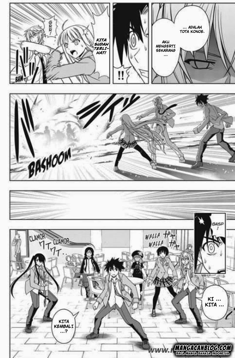 Komik uq holder 065 - negi springfield 66 Indonesia uq holder 065 - negi springfield Terbaru 13|Baca Manga Komik Indonesia
