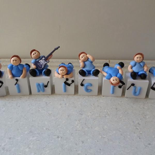 Cubos de Meninos