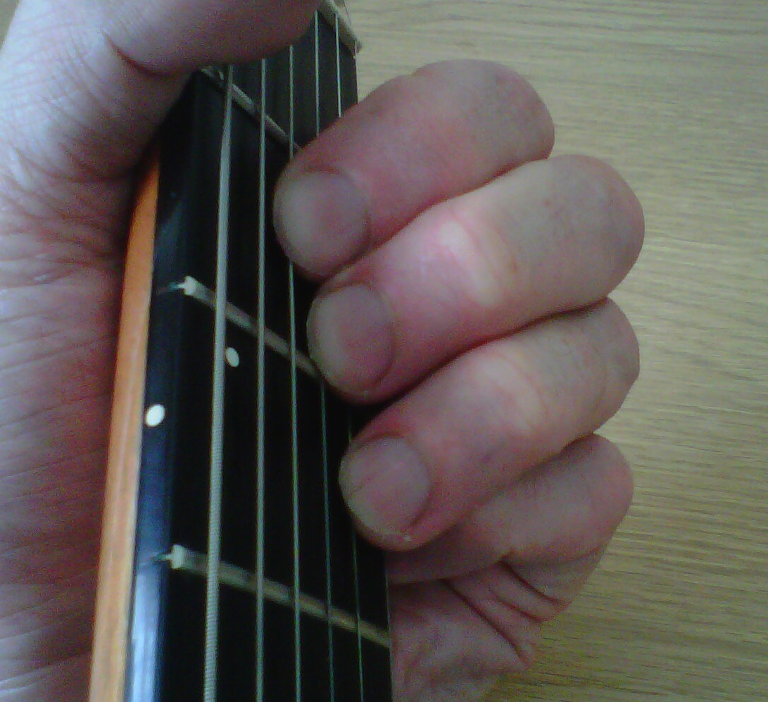 A New Guitar Chord Every Day 2013