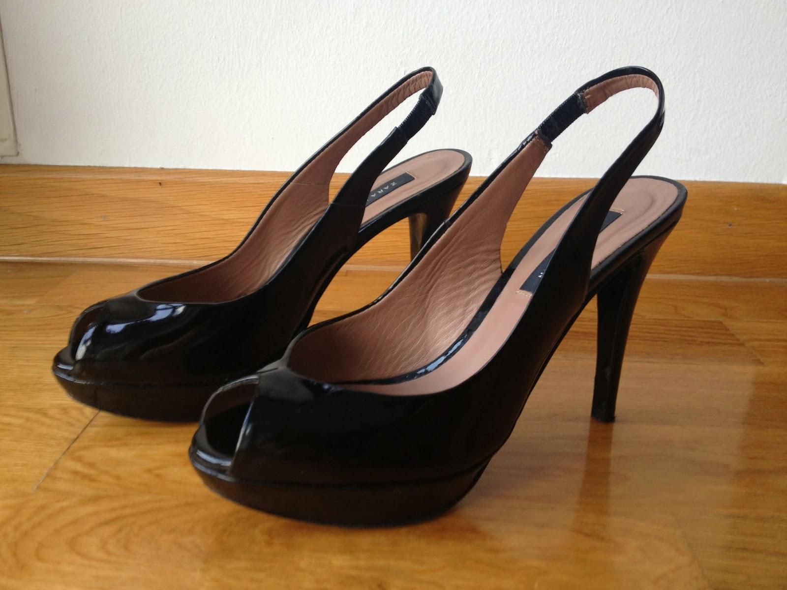 zapatos de segunda mano: