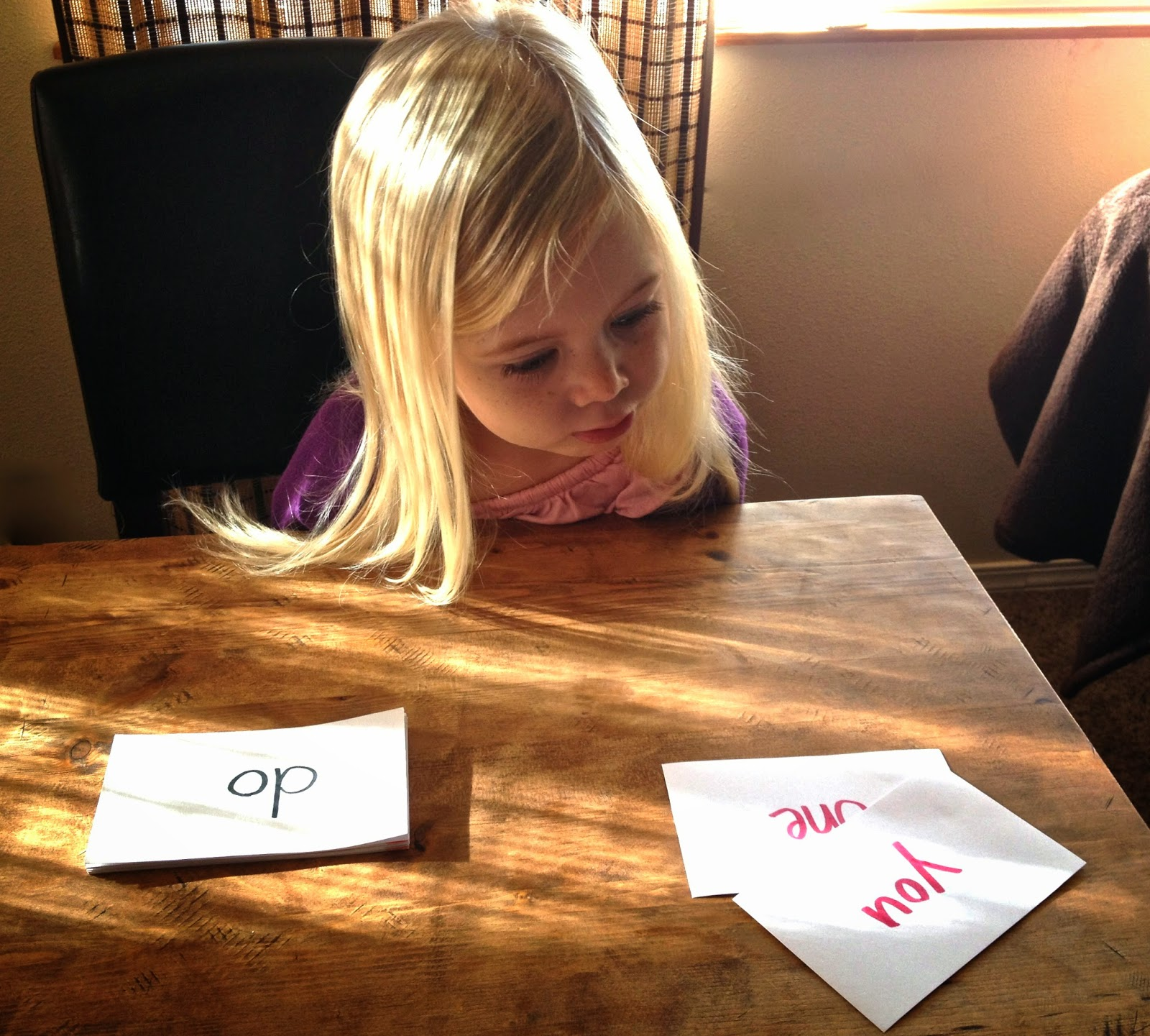 teaching sight words to kids pre-schoolers