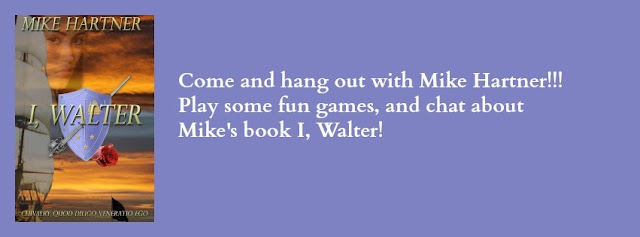 I, Walter by Mike Hartner – Facebook Event 8/26