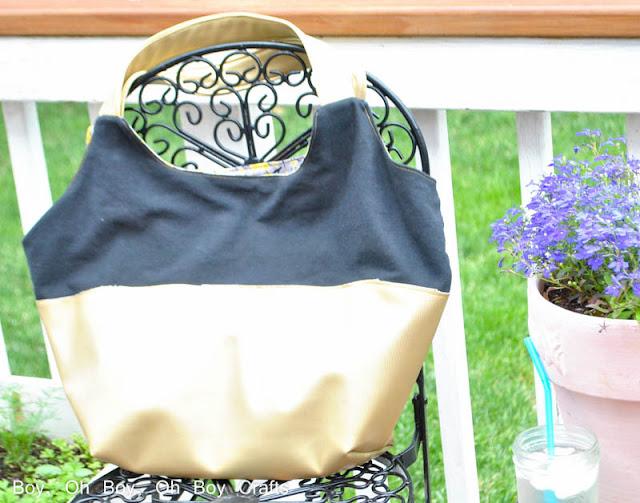 Better-Than-Basic Bag Sewing Pattern