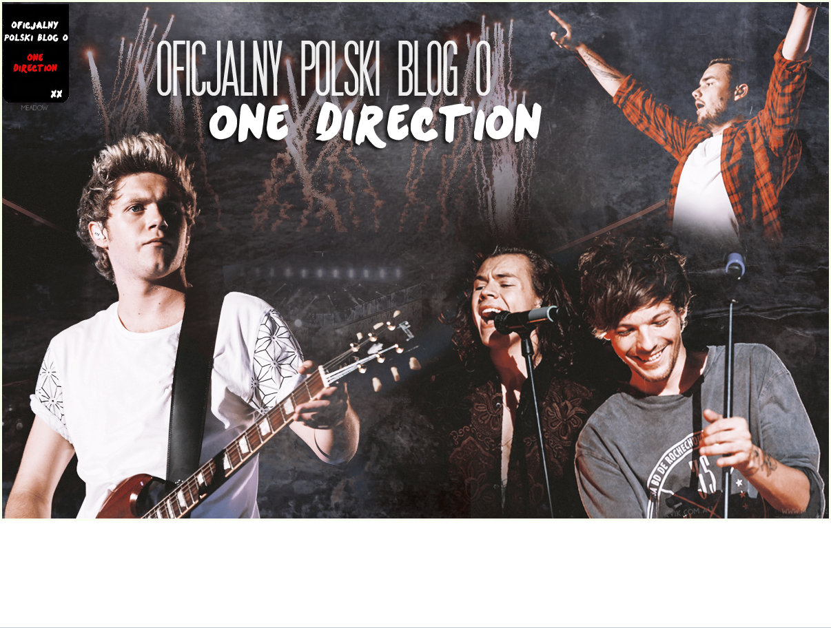 Oficjalny Polski Blog o One Direction