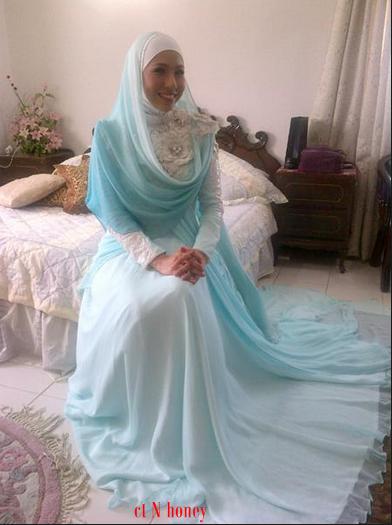 Majlis pertunangan Irma Hasmie