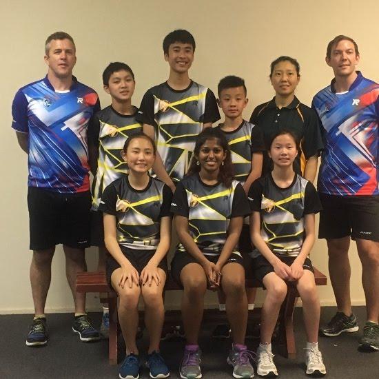 BadmintonWAunder15s 2015