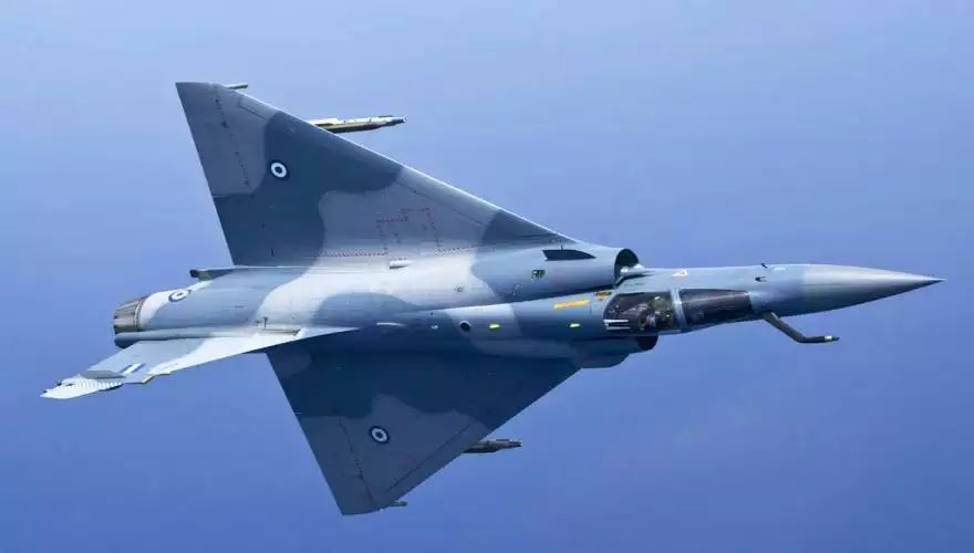 Σκληρές εμπλοκές Mirage 2000-5 με τουρκικά F-16 σε Ψαρά και Χίο – Οι Τούρκοι εμφανίζονται ιδιαίτερα επιθετικοί στο Αιγαίο