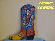 Cosmic Cowgirl