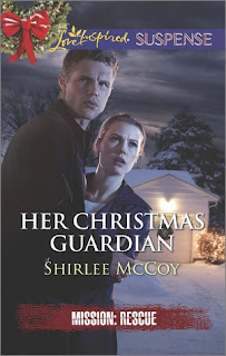Heidi Reads... Her Christmas Guardian by Shirlee McCoy