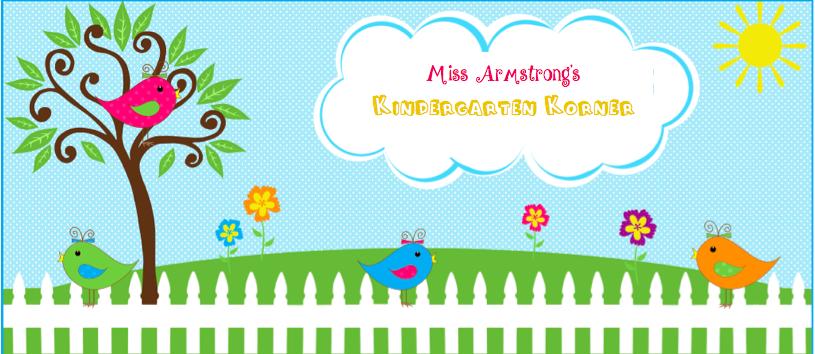 Miss Armstrong's Kindergarten