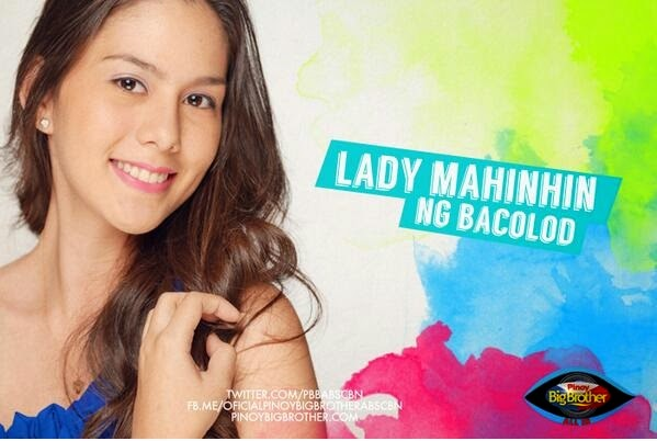 "Pinoy Big Brother All In Photos - Vickie Rushton ""Lady Mahinhin"""