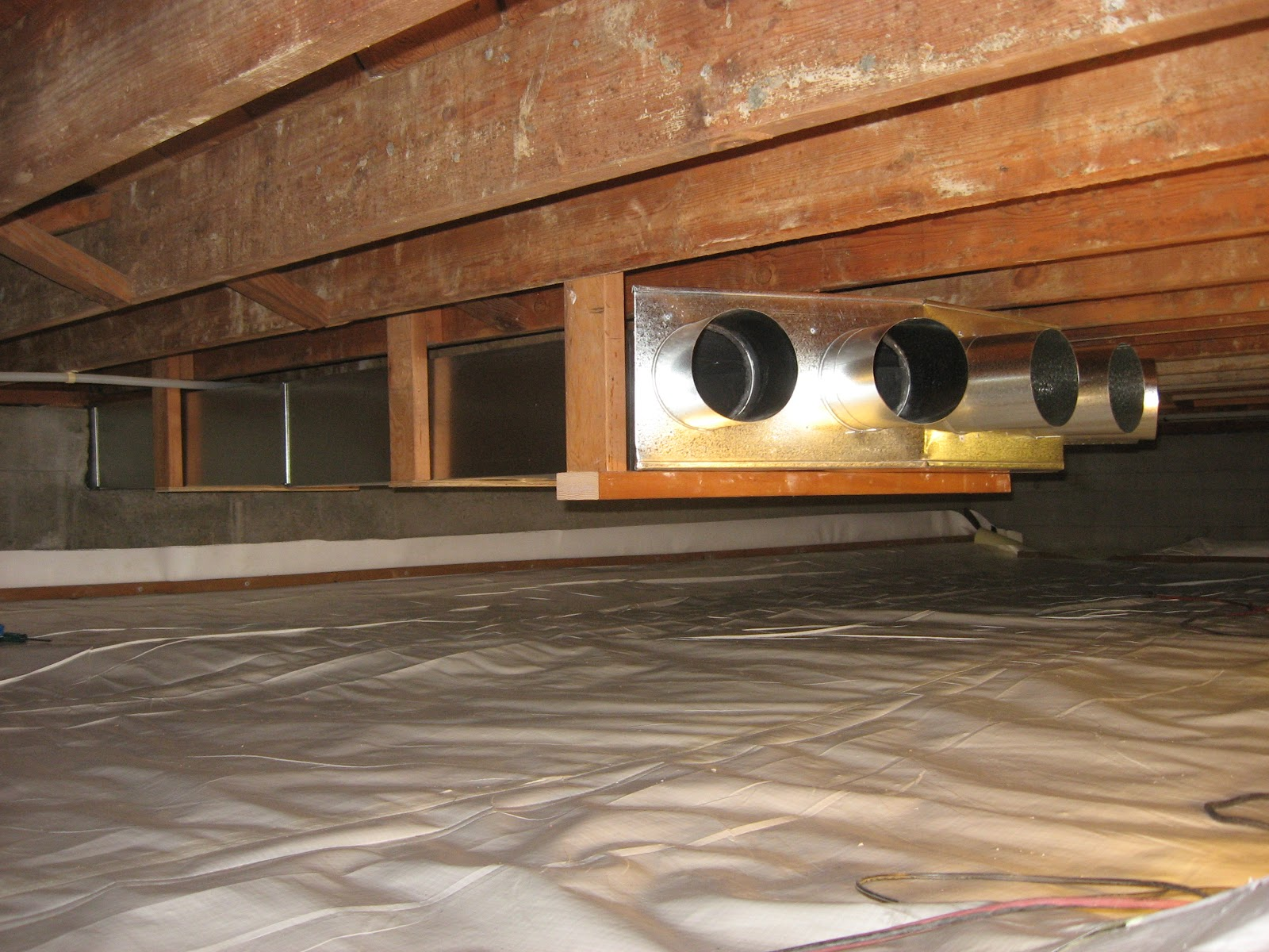 #AA8621 Energy Conservation How To: Steel Ducts Heat Capacity  Best 7133 Warm Air Heating Ducts photos with 1600x1200 px on helpvideos.info - Air Conditioners, Air Coolers and more