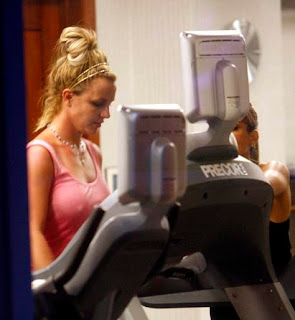 Britney Spears Workouts and Dieting secrets | Muscle world