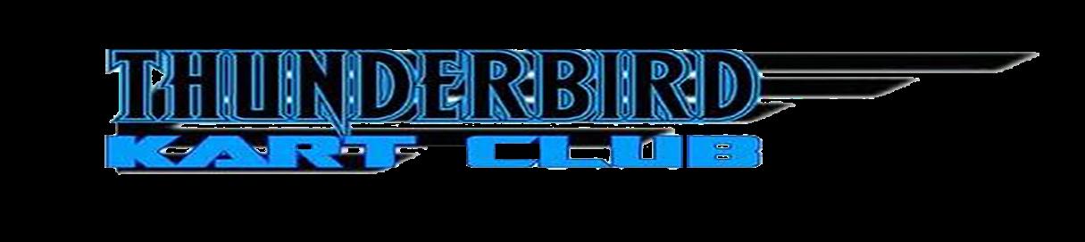 Thunderbird Kart Club
