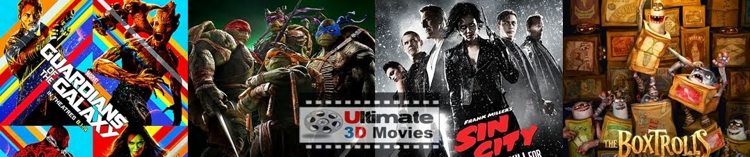 Ultimate 3D Movies