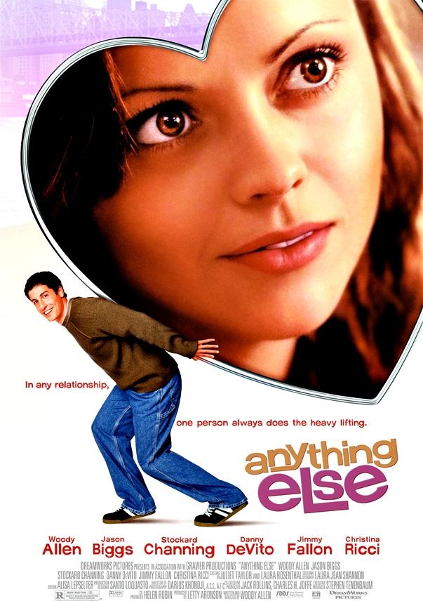 Cartel Todo lo demás (2003)
