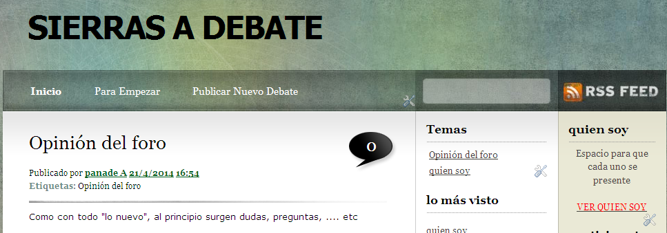 http://sierrasdesalamanca.blogspot.com.es/p/foro.html