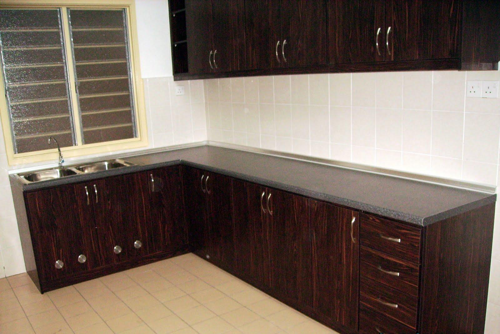 Ubahsuai Ruang Dapur Anda Dengan Kabinet Dapur