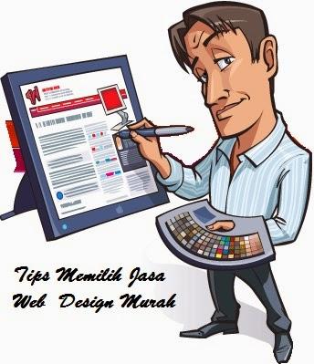 Tips Memilih Jasa Web Design SEO Dan Murah