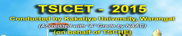 Telangana TS ICET Notification 2015 Apply Online at tsicet.org