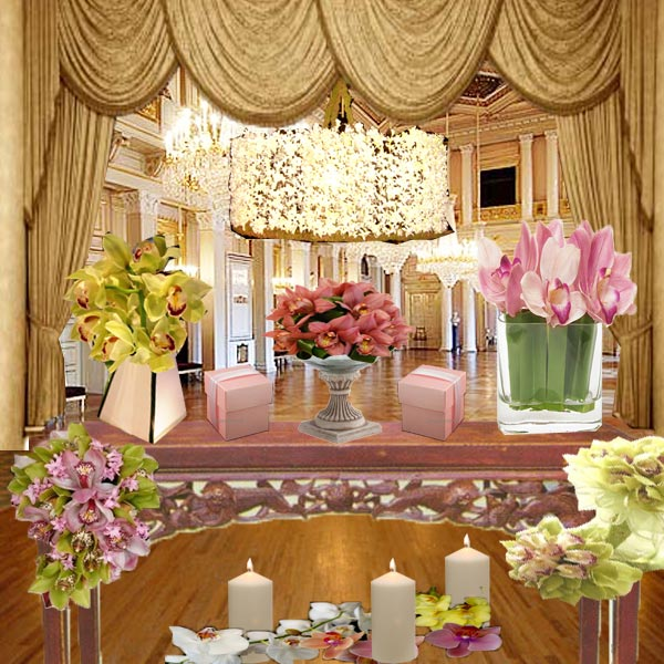 Most Expensive Wedding Flowers