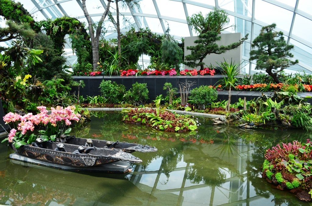 The gardens by the bay singapore ek 39 s blogosphere for Indoor gardening singapore