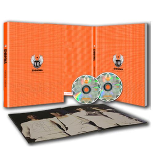 10th Anniversary Concert Live DVD(Orange Edition) 2DVD + Photobook