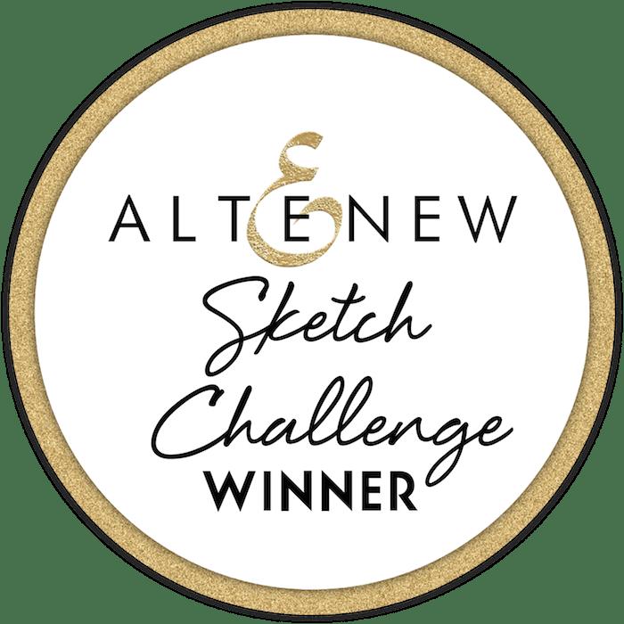 Altenew Sketch Challenge