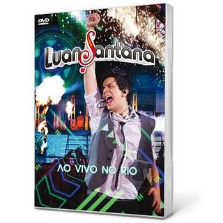 Show: Luan Santana - Ao Vivo no Rio