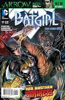 Batgirl Defeated Batgirl volume 3: death of the