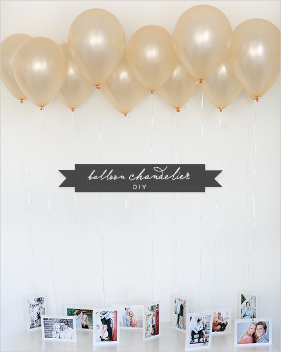 Tutorial  ¡Globos para decorar un rincón de tu boda!  0ac00b44f11