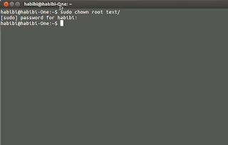 Cara Kunci Folder di Ubuntu Melalui Terminal