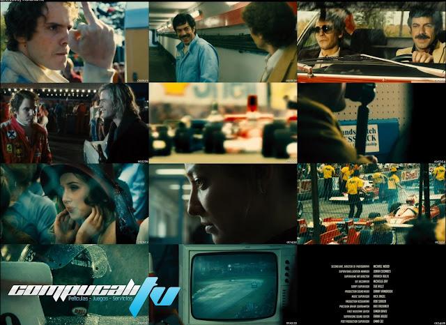 Rush : Pasíon y Gloria DVDRip Latino