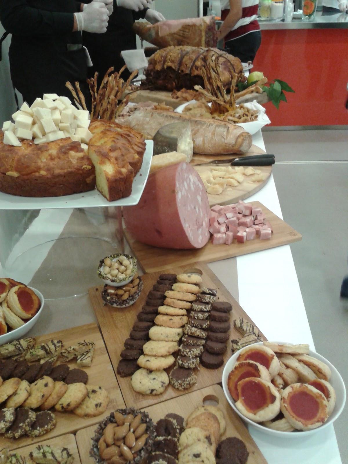 Senzapanna inaugurata ieri a roma la scuola di cucina anna moroni - Scuola di cucina roma ...